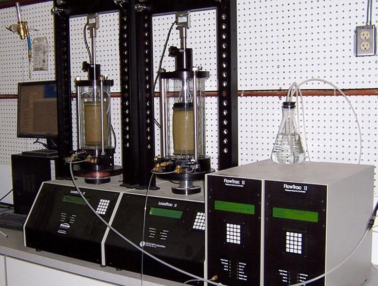 constant head test lab report